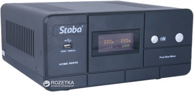 Staba Home-800LCD