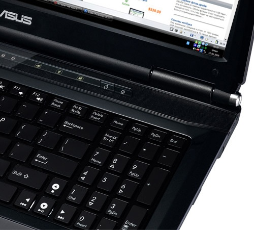 Asus G60J Notebook Nvidia Graphics Drivers for Mac