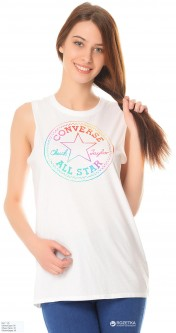Майка Converse Women's Knitted T-Shirt 14065C-102 M