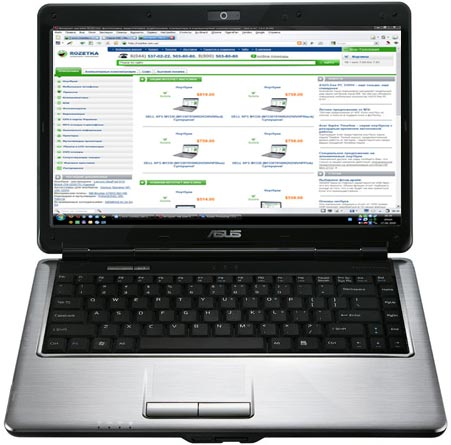 Asus F83VF LAN Windows 7