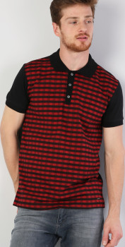 Поло Colin's CL1042369RED XL (8681597750022)