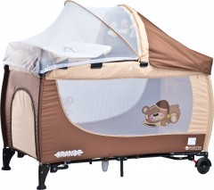Манеж Caretero Grande Brown (Car.Grande(brown))