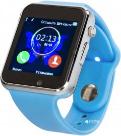 Смарт-часы Atrix Smart Watch E07 Blue