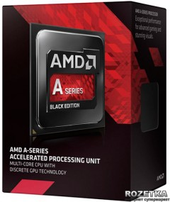 Процессор AMD Kaveri A6-7400K 3.5GHz/1MB (AD740KYBJABOX) FM2+ BOX