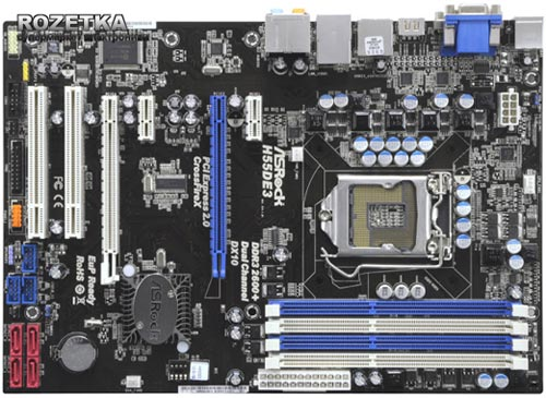 Download Driver: Asrock H55DE3 VIA HD Audio
