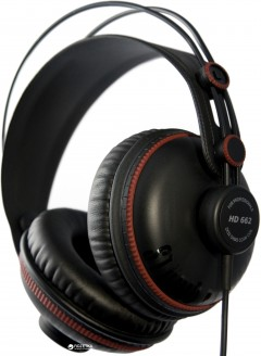 Superlux HD662 Black