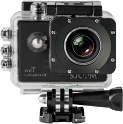 Видеокамера SJCAM SJ5000X Elite 4k Gyro WiFi Black
