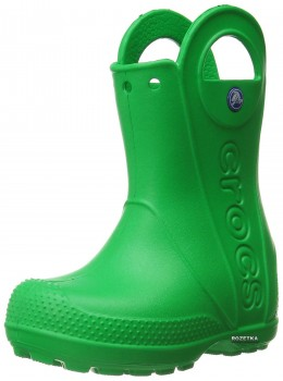 Гумові чоботи Crocs Handle It Rain Boot Kids 12803-B