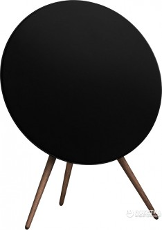Акустическая система Bang & Olufsen BeoPlay A9 Black, incl. front cover, walnut legs (2890-18)