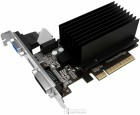 Palit PCI-Ex GeForce GT 710 2048MB DDR3 (64bit) (954/1600) (VGA, DVI, HDMI) (NEAT7100HD46-2080H) - зображення 2
