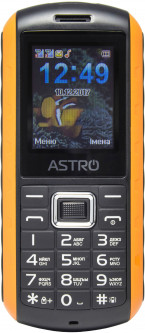 Astro A180 RX Black/Orange