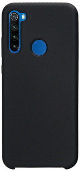 Панель Intaleo Velvet для Xiaomi Redmi Note 8T Black (1283126496837)