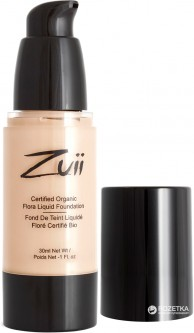 Тональная основа Zuii Organic Flora Liquid Foundation 30 мл Olive Light (812144010551)