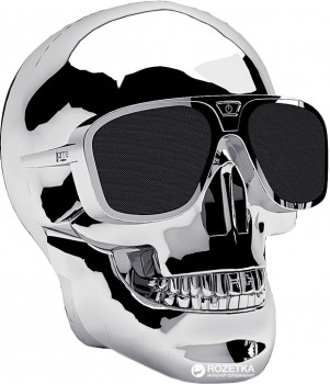 Акустична система Jarre Aeroskull XS+ Chrome Silver (ML80070)