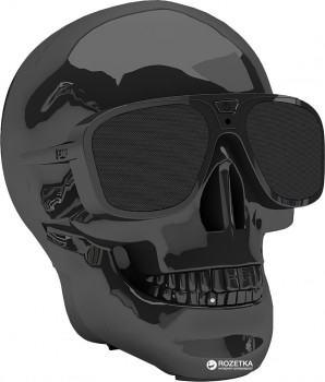 Акустична система Jarre Aeroskull XS+ Chrome Black (ML80071)