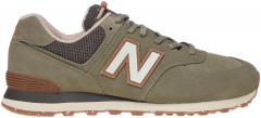 Кроссовки New Balance 574 ML574SOJ 43 (10) 28 см Хаки (194182105735)