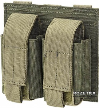 Пiдсумок Defcon 5 Double Molle Granate Pouch OD Green (14220162)