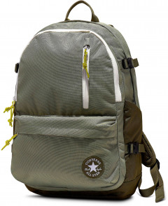 Рюкзак Converse Straight Edge Backpack 10017270-322 Olive (888757857661)