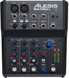 Alesis MultiMix 4 USB FX (219982)