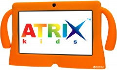 Планшет Atrix Kids 7Q Quad Core Blue-Orange