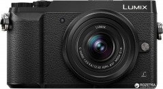 Panasonic Lumix DMC-GX80 Kit 12-32mm Black (DMC-GX80KEEK) Официальная гарантия!