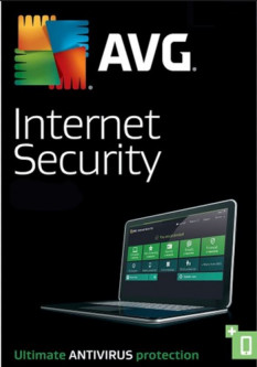 Антивирус AVG Internet Security 3 ПК на 1 год (электронная лицензия) (AVG-IS-3-1Y)