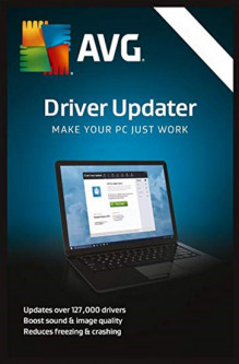 Антивирус AVG Driver Updater Unlimited на 2 года (электронная лицензия) (AVG-DU-U-2Y)