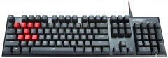 Клавиатура проводная HyperX Alloy FPS Cherry MX Blue USB Black (HX-KB1BL1-RU/A5)