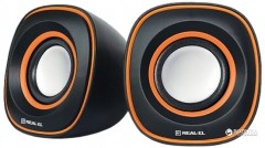 Real-El S-15 Black-Orange