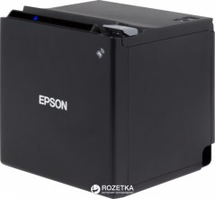 POS-принтер Epson TM-m30 USB+Ethernet Черный (C31CE95122)