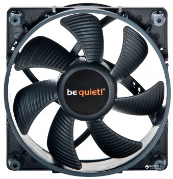 Кулер be quiet! Shadow Wings SW1 120mm Low-Speed (BL053)