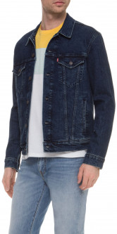 Джинсовая куртка Levi's The Trucker Jacket Moon Lit Trucker 72334-0466 L