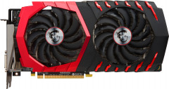 MSI PCI-Ex Radeon RX 480 Gaming X 8GB GDDR5 (256bit) (1303/8000) (DVI, 2 x HDMI, 2 x DisplayPort) (RX 480 GAMING X 8G)