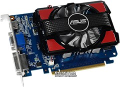 Asus PCI-Ex GeForce GT 730 2048MB DDR3 (128bit) (700/1600) (VGA, DVI, HDMI) (GT730-2GD3)