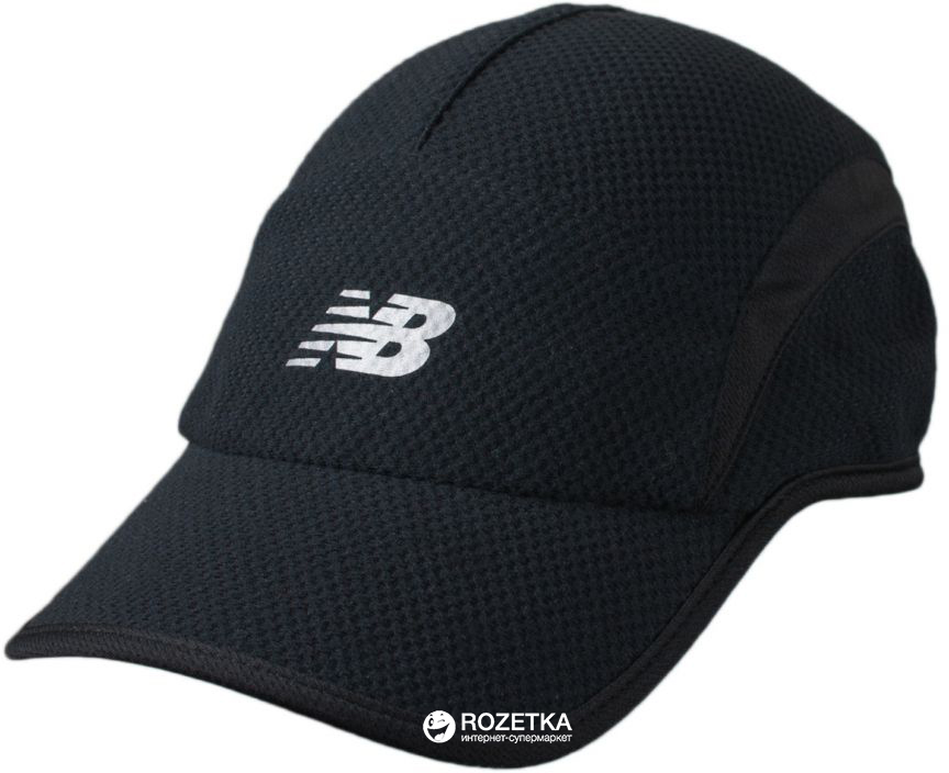 Кепка New Balance 5-Panel Performance Hat 500012-001 (847519055523) 2ee3c2103683a
