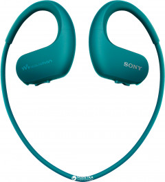 MP3-плеер Sony Walkman NW-WS413 4GB Blue