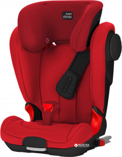 Автокресло Britax-Romer Kidfix II XP Sict Black Series Flame Red (2000025248)
