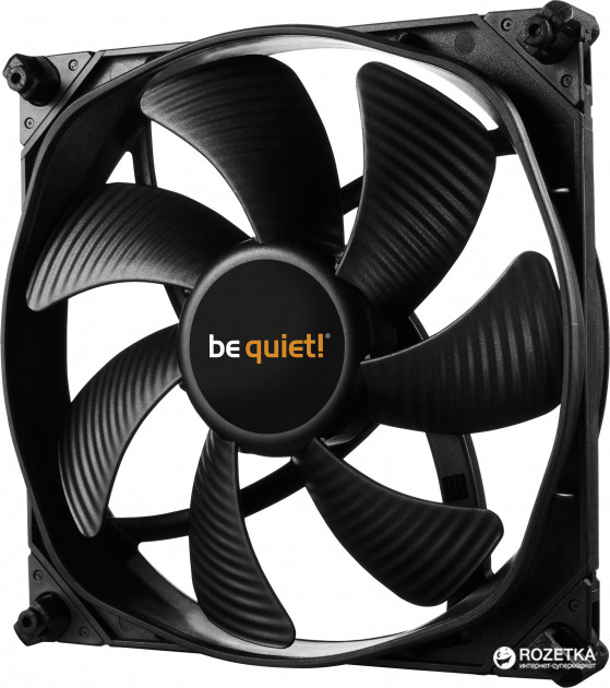 Кулер be quiet! Silent Wings 3 120mm PWM (BL066) - изображение 1