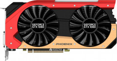 Gainward PCI-Ex GeForce GTX 1060 Phoenix 6GB GDDR5 (192bit) (1506/8000) (DVI, HDMI, 3 x DisplayPort) (426018336-3729)