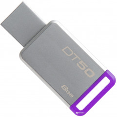 Kingston DataTraveler 50 8GB Purple (DT50/8GB)