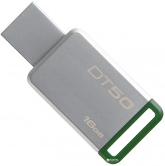 Kingston DataTraveler 50 16GB Green (DT50/16GB)