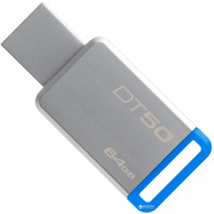 Kingston DataTraveler 50 64GB Blue (DT50/64GB)