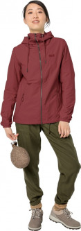 Ветровка Jack Wolfskin Lakeside Jacket W 1305961-3038 L (4060477470610)