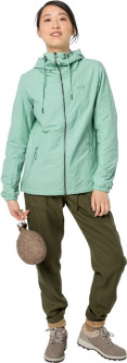 Ветровка Jack Wolfskin Lakeside Jacket W 1305961-4084 L (4060477470672)