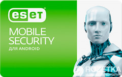 ESET Mobile Security для Android (1 ПК) лицензия на 1 год Базовая (EMS-1-Bs-1)