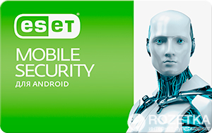 ESET Mobile Security для Android (2-24 ПК) лицензия на 1 год Базовая (EMS-B-Bs-1)