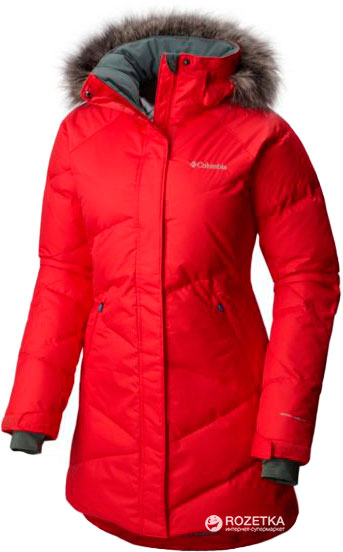 9fb9026e48f9 Пуховик Columbia Lay D Down Mid Jacket Womens Down Jacket 1623131-653 M  (0888667153945