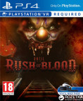 Until Dawn: Rush of Blood (только для VR) (PS4, русская версия)