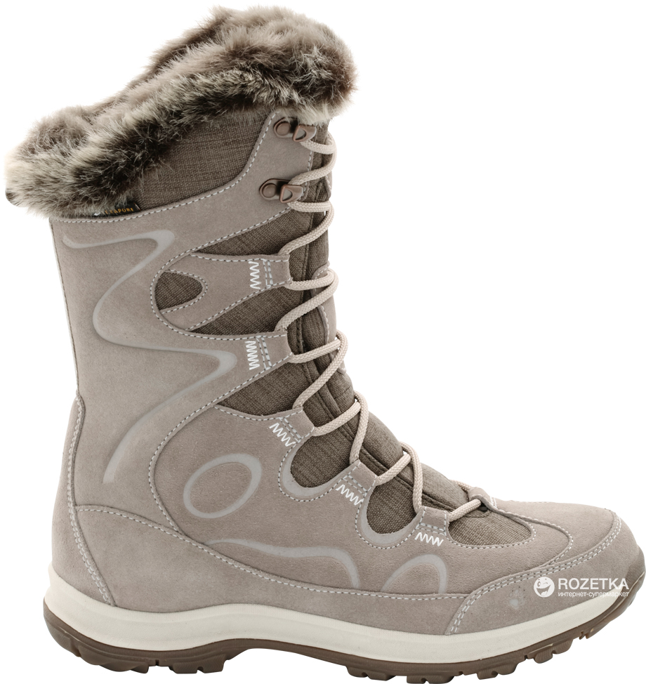 best website cb7b7 3bfb1 Ботинки Jack Wolfskin Glacier Bay Texapore High W 4020511-5041 39 (5.5)  24.2 см (4055001237296)