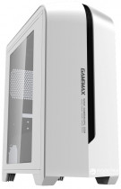 Корпус GameMax H601-WB White-Black - зображення 1